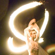 Pyrolupus Firedancing